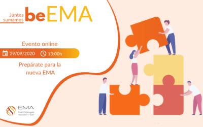El primer Be EMA, reflejo de la imagen renovada de la EMA